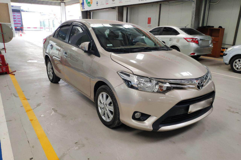 Toyota Vios 1.5MT 2016 - 3