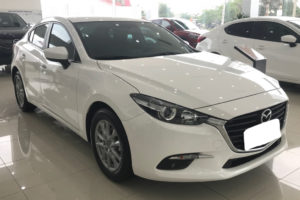 Mazda 3 1.5AT Facelift 2017