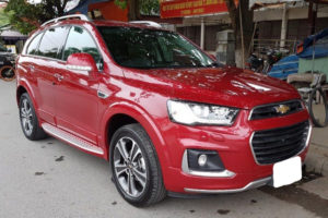 Chevrolet Captiva LTZ 2.4AT 2018