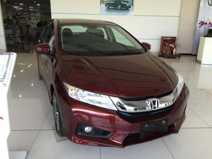 Honda City 1.5AT 2017 - 1