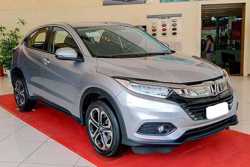 Honda HR V 1.8AT 2018 - 1
