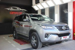 Toyota Fortuner 2.4MT 2017