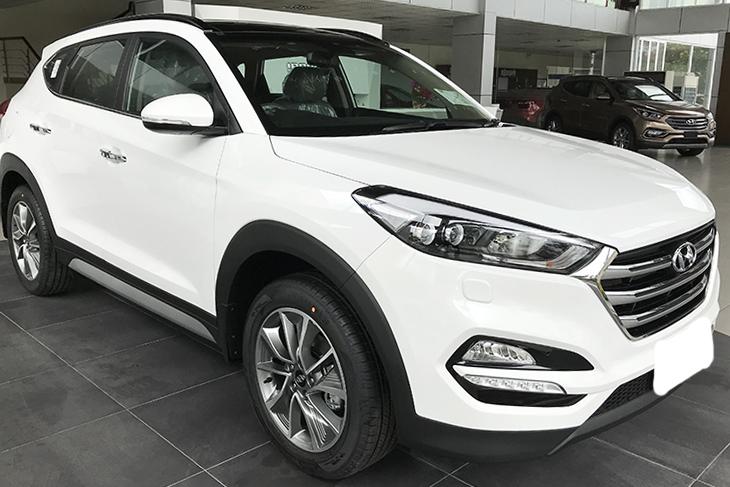 Hyundai Tucson 2.0AT 2017 - 1