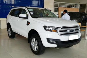Ford Everest 2.0AT 2018