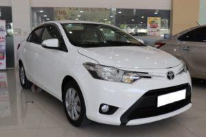 Toyota Vios E 1.5MT 2016