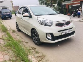 Kia Morning S 1.2MT 2016
