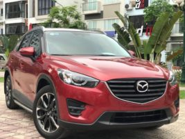 Mazda CX5 2WD 2.5AT 2017