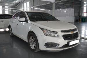 Chevrolet Cruze LT 1.6MT 2017