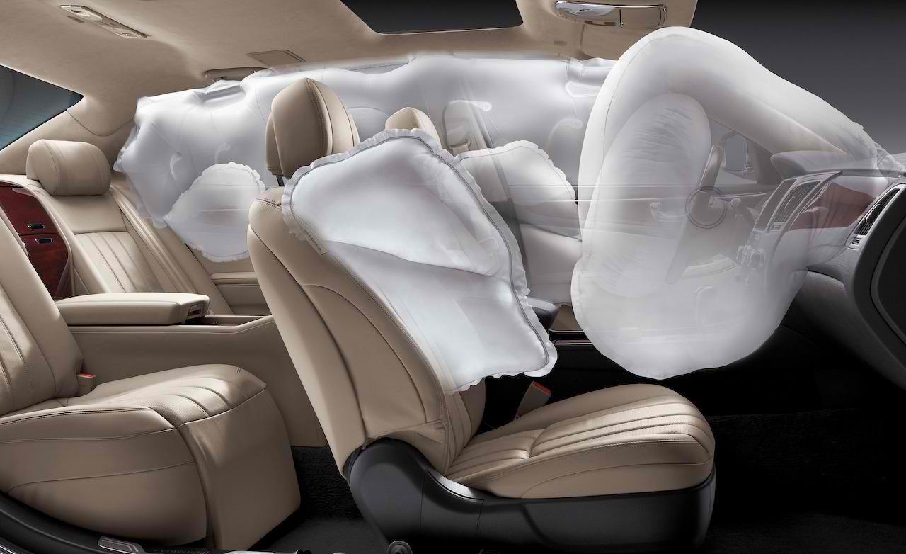 hệ thống túi khí xe hơi