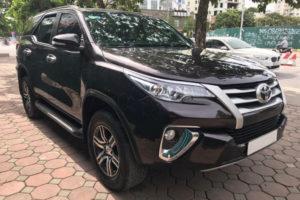 Toyota Fortuner 2.4MT 2016