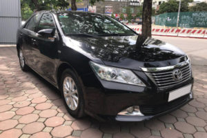 Toyota Camry E 2.0AT 2013
