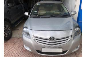Toyota Vios E 1.5MT 2013