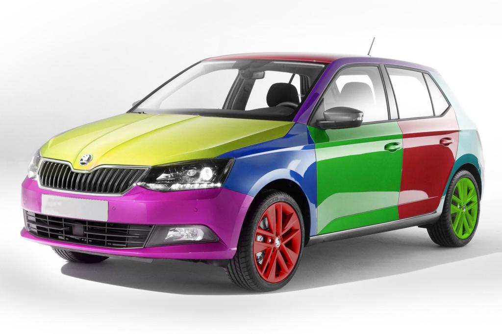 Thủ tục đổi màu sơn xe