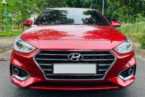 Hyundai Accent 1.4AT 2018