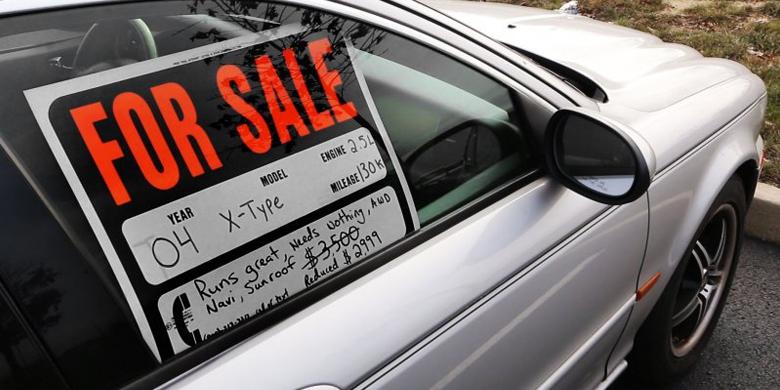 Định giá ô tô cũ
