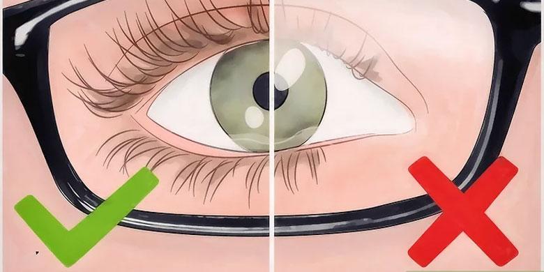 Sử dụng mắt kính chống chói khi lái xe