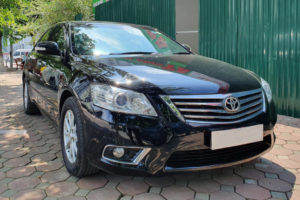 Toyota Camry G 2.4AT 2011