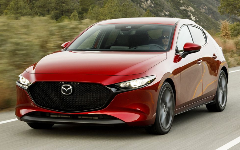 Toyota Corolla Altis và Mazda 3 phiên bản mới 2020 sẽ cập bến Việt Nam trong thời gian tới - 8