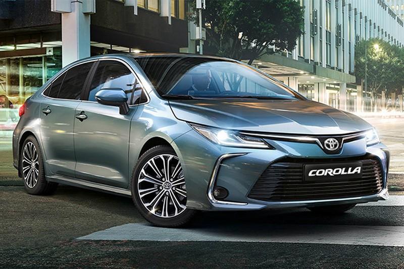 Toyota Corolla Altis và Mazda 3 phiên bản mới 2020 sẽ cập bến Việt Nam trong thời gian tới - 2