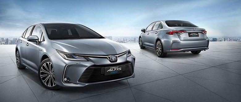 Toyota Corolla Altis và Mazda 3 phiên bản mới 2020 sẽ cập bến Việt Nam trong thời gian tới - 15