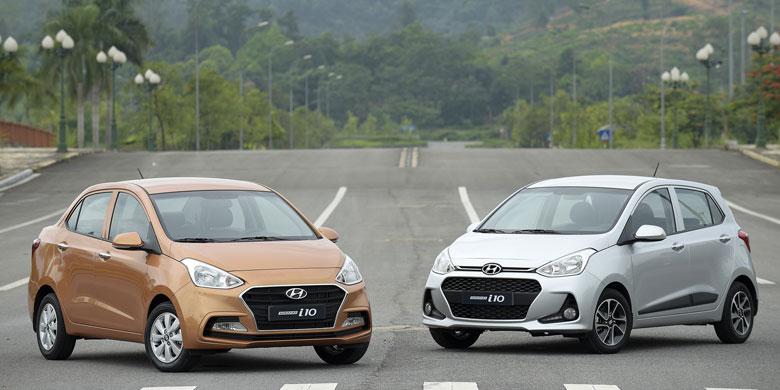 Hyundai i10 2018 vận hành