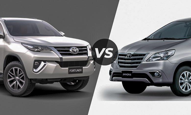 hai dòng xe Toyota Innova và Toyota Fortuner: SUV hay MPV - 6