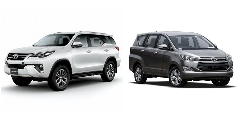hai dòng xe Toyota Innova và Toyota Fortuner: SUV hay MPV - 5