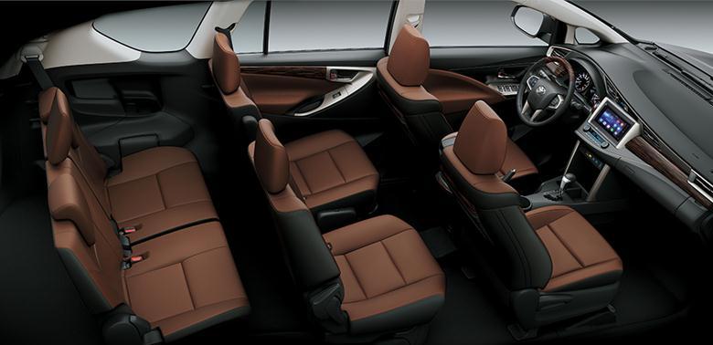 hai dòng xe Toyota Innova và Toyota Fortuner: SUV hay MPV - 7