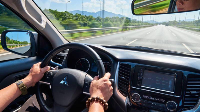 Kinh nghiệm lái xe an toàn và xử lý tốt tình huống - 7