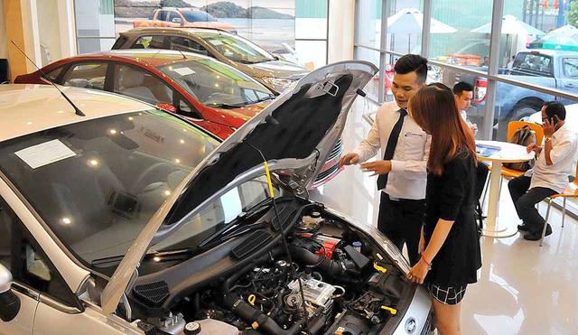 Cách định giá xe ô tô và tỷ lệ khấu hao trung bình - 4