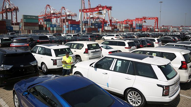 Xe ô tô tải Trung Quốc giảm mạnh tại Việt Nam