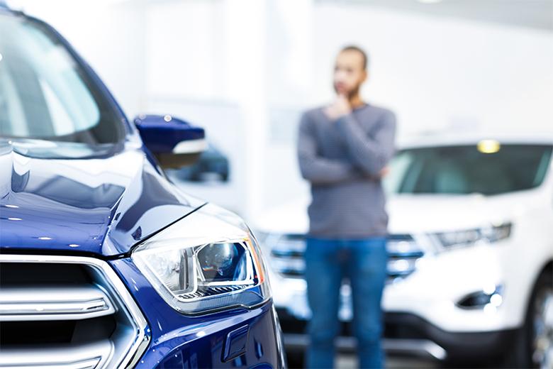Kiểm tra xe có nợ phí, nợ phạt trước khi mua xe ô tô cũ