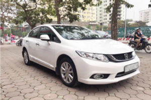 Honda Civic L 2.0AT 2015