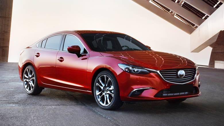 Top 10 mẫu xe sedan hạng D tốt nhất trên thị trường ô tô hiện nay - 1