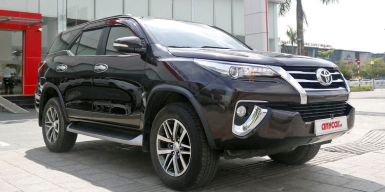 Toyota Fortuner cũ