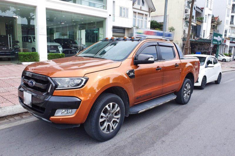 Ford Ranger đã trở thành mẫu xe đa dụng nhất cho người dùng có nhu cầu về 1 dòng xe bán tải