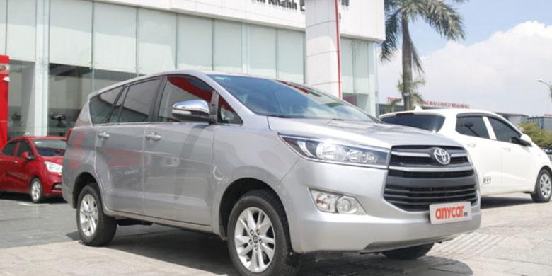 Toyota Innova cũ