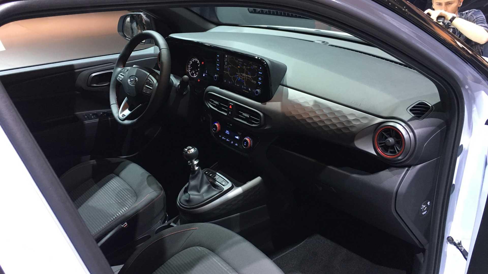 Hyundai i10 2020 : Mẫu xe đô thị chuẩn mực đầy hấp dẫn - 14