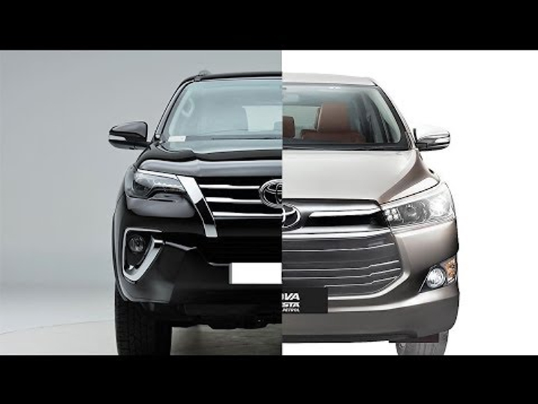hai dòng xe Toyota Innova và Toyota Fortuner: SUV hay MPV - 1