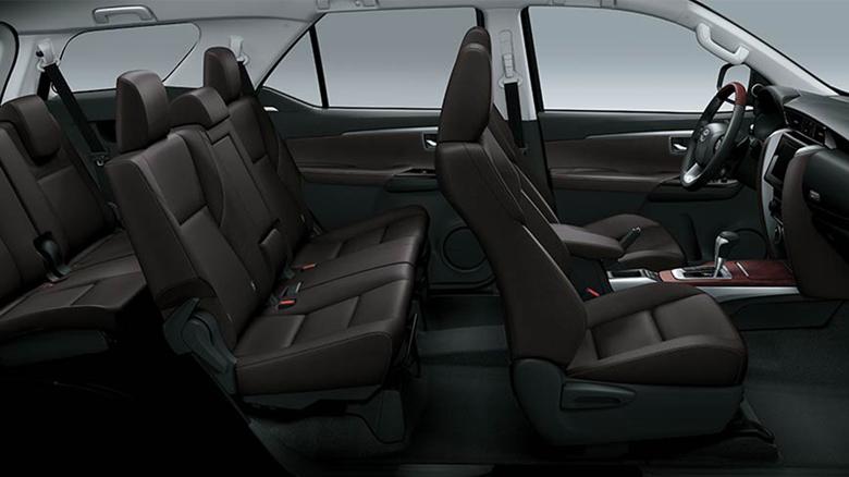 hai dòng xe Toyota Innova và Toyota Fortuner: SUV hay MPV - 8