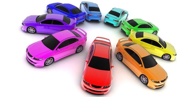 Tuổi quý dậu nên chọn màu xe gì