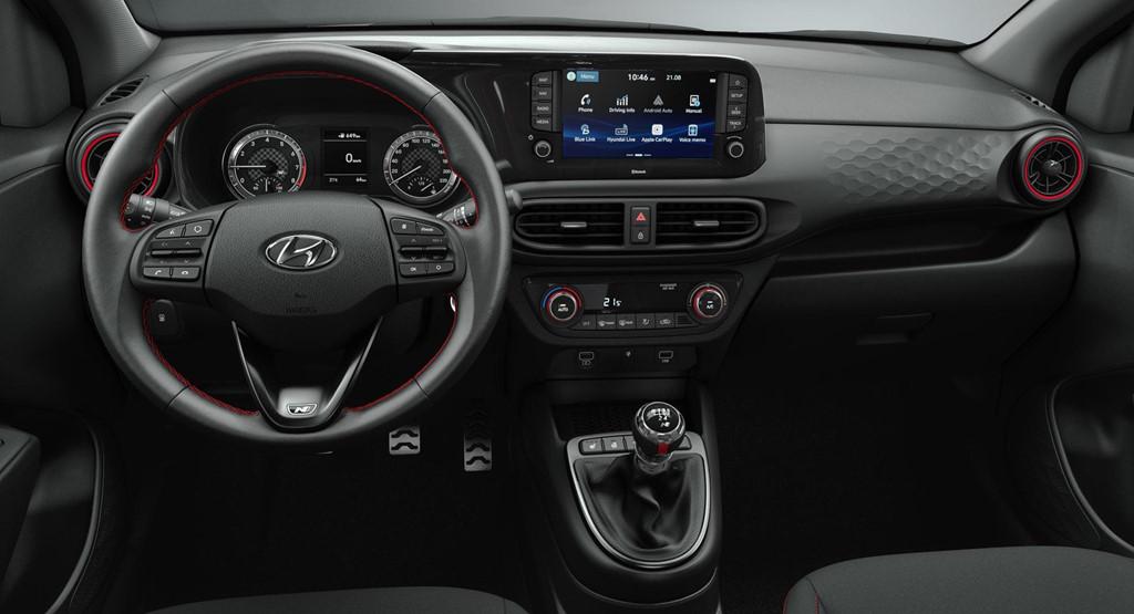 Hyundai i10 2020 : Mẫu xe đô thị chuẩn mực đầy hấp dẫn - 9