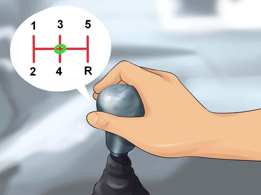 Hướng dẫn cơ bản tự học lái xe số sàn - 7
