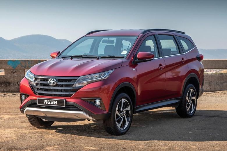 Top 05 mẫu xe Toyota đáng mua nhất năm 2019 - 5