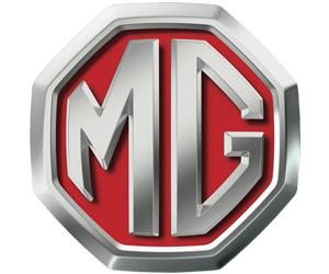 logo hãng xe ô tô MG