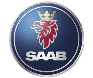 logo hãng xe ô tô nổi tiếng Saab