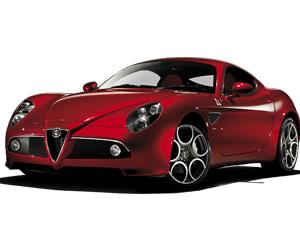 Mẫu xe hơi Alfa Romeo