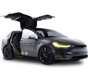 xe hơi chạy bằng điện Tesla nổi tiếng
