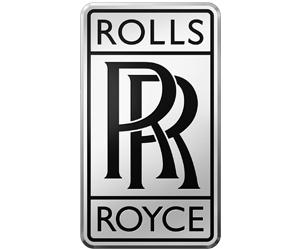 logo hãng xe ô tô Rolls-Royce