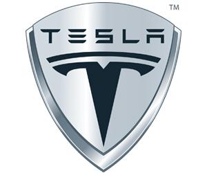 Logo hãng xe ô tô Tesla